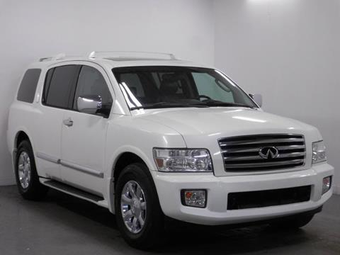 2005 Infiniti QX56 for sale in Middletown, OH