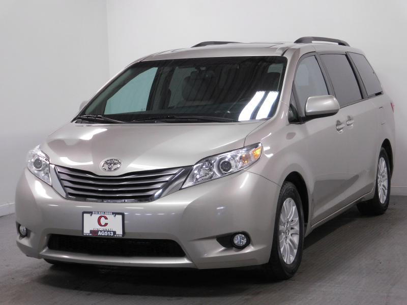 2016 Toyota Sienna for sale at Cincinnati Automotive Group in Middletown OH