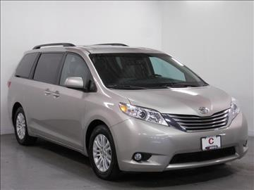 2016 Toyota Sienna for sale in Middletown, OH