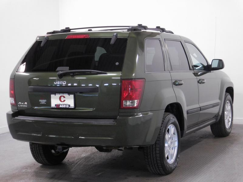 2007 Jeep Grand Cherokee for sale at Cincinnati Automotive Group in Middletown OH