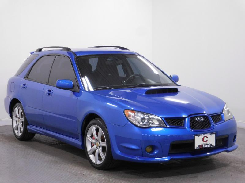 2006 Subaru Impreza for sale at Cincinnati Automotive Group in Middletown OH