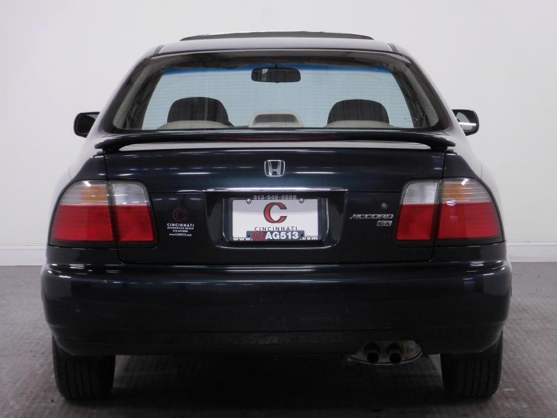 1997 Honda Accord for sale at Cincinnati Automotive Group in Middletown OH