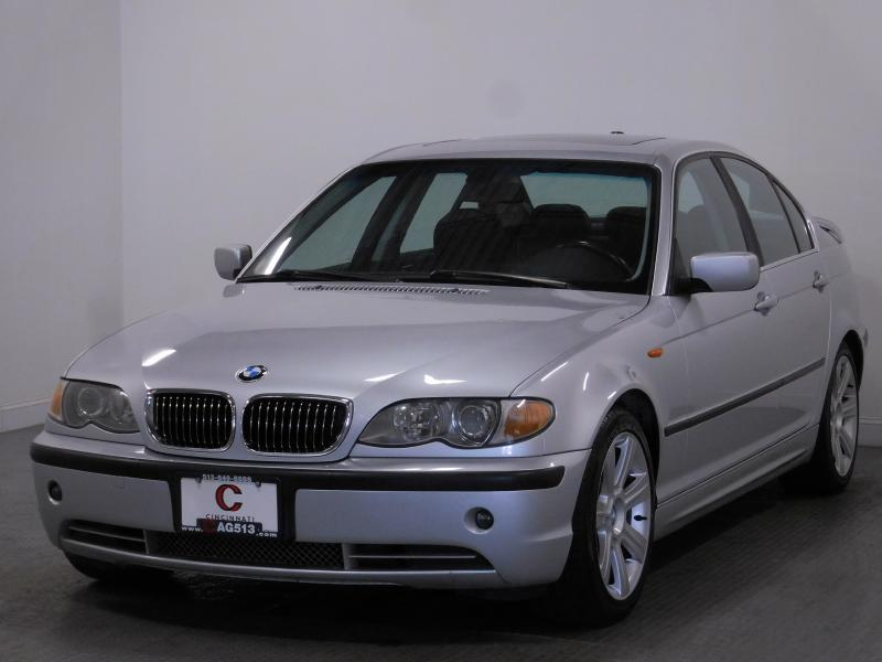 2003 BMW 3 Series for sale at Cincinnati Automotive Group in Middletown OH