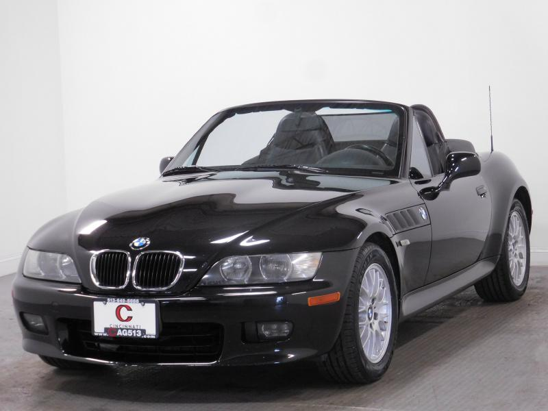 2001 BMW Z3 for sale at Cincinnati Automotive Group in Middletown OH