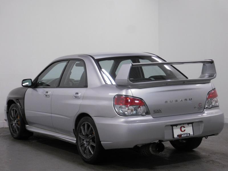 2004 Subaru Impreza for sale at Cincinnati Automotive Group in Middletown OH