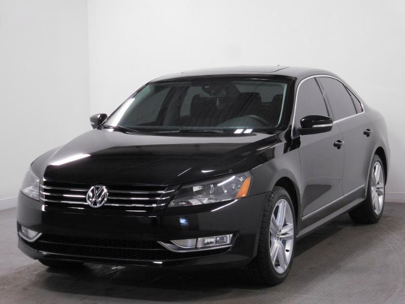 2015 Volkswagen Passat for sale at Cincinnati Automotive Group in Middletown OH