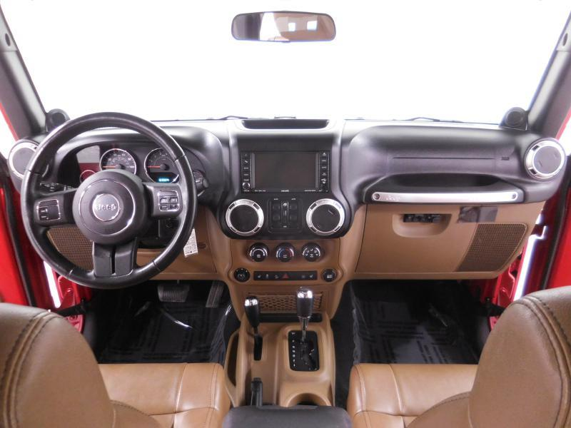 2011 Jeep Wrangler Unlimited for sale at Cincinnati Automotive Group in Middletown OH
