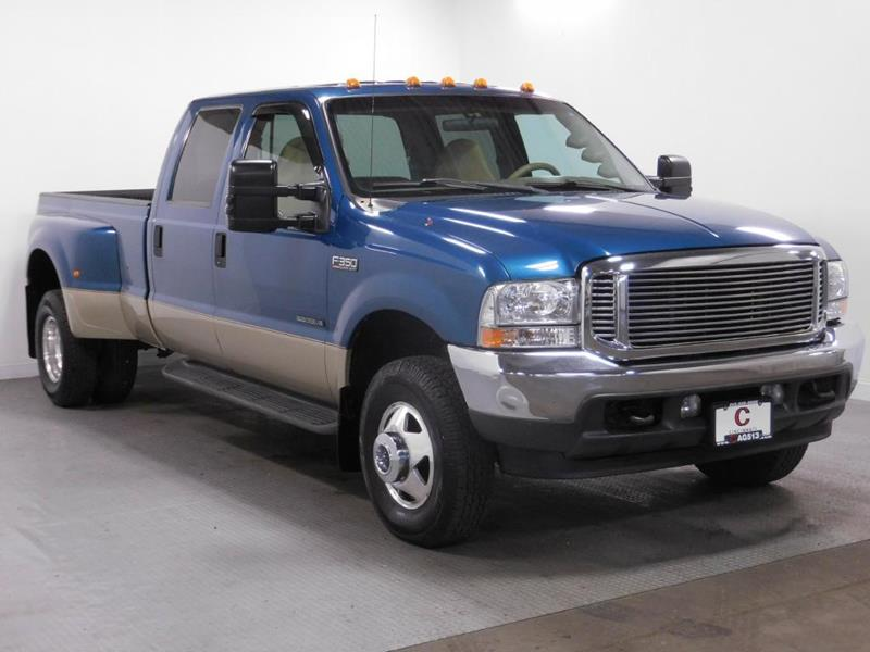 2001 Ford F-350 Super Duty for sale at Cincinnati Automotive Group in Middletown OH