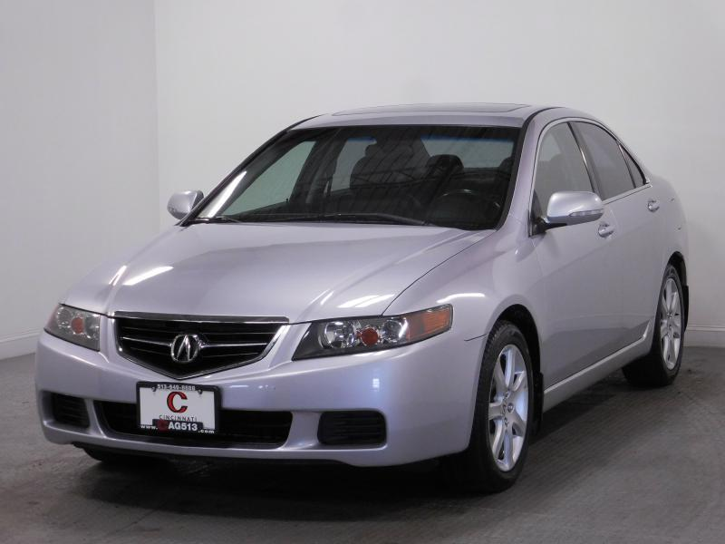 2004 Acura TSX for sale at Cincinnati Automotive Group in Middletown OH