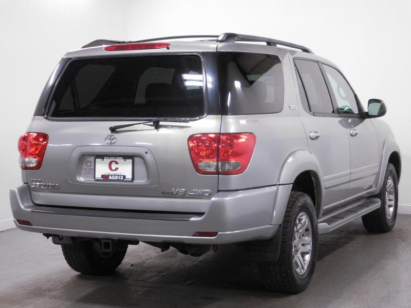 2005 Toyota Sequoia for sale at Cincinnati Automotive Group in Middletown OH