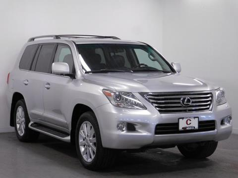 2009 Lexus LX 570 for sale at Cincinnati Automotive Group in Middletown OH