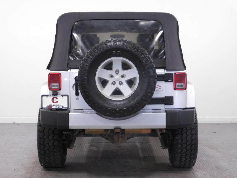 2010 Jeep Wrangler Unlimited for sale at Cincinnati Automotive Group in Middletown OH