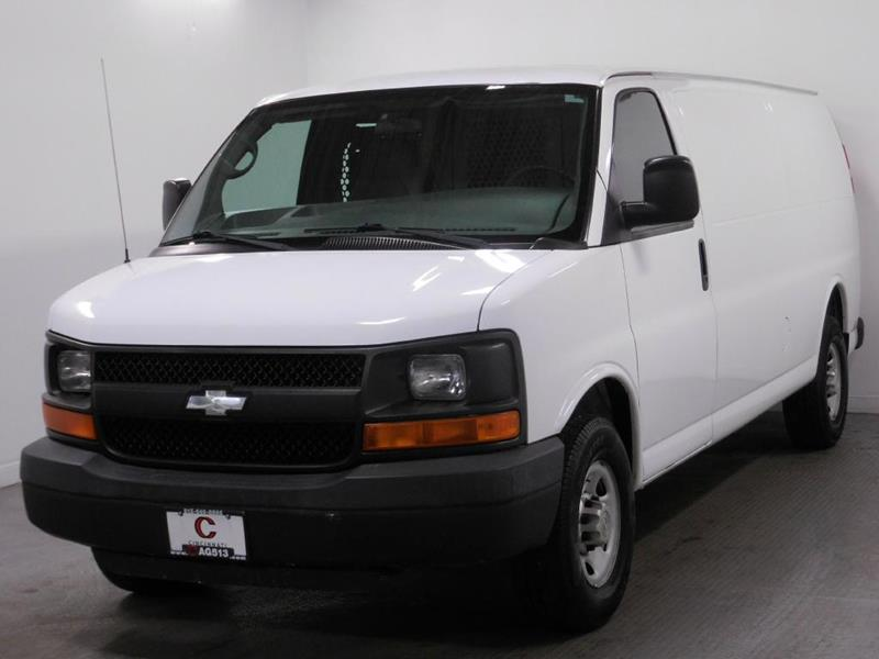2007 Chevrolet Express Cargo for sale at Cincinnati Automotive Group in Middletown OH