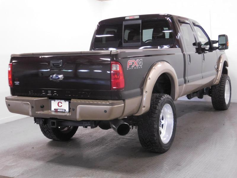 2013 Ford F-250 Super Duty for sale at Cincinnati Automotive Group in Middletown OH