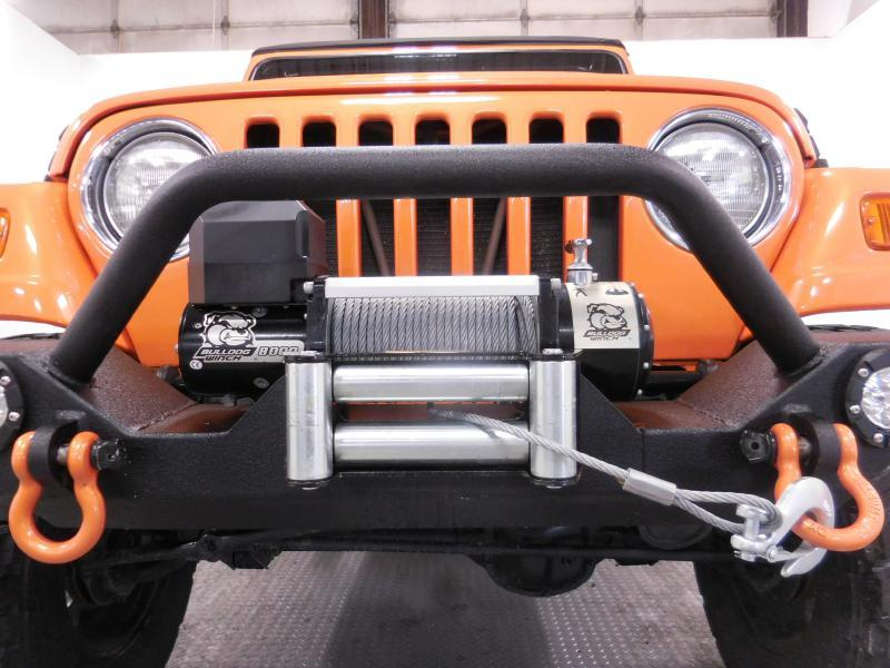 2002 Jeep Wrangler for sale at Cincinnati Automotive Group in Middletown OH