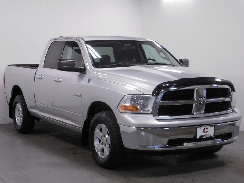 2009 Dodge Ram Pickup 1500 for sale at Cincinnati Automotive Group in Middletown OH