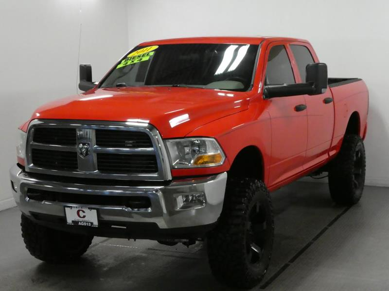 2011 RAM Ram Pickup 2500 for sale at Cincinnati Automotive Group in Middletown OH