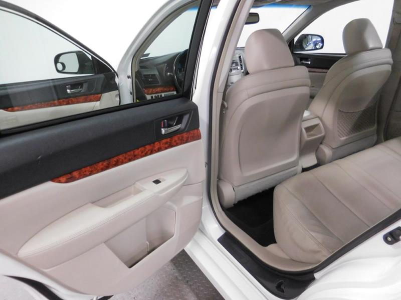2011 Subaru Legacy for sale at Cincinnati Automotive Group in Middletown OH