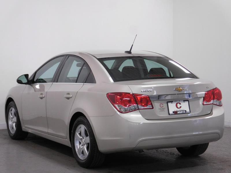 2014 Chevrolet Cruze for sale at Cincinnati Automotive Group in Middletown OH