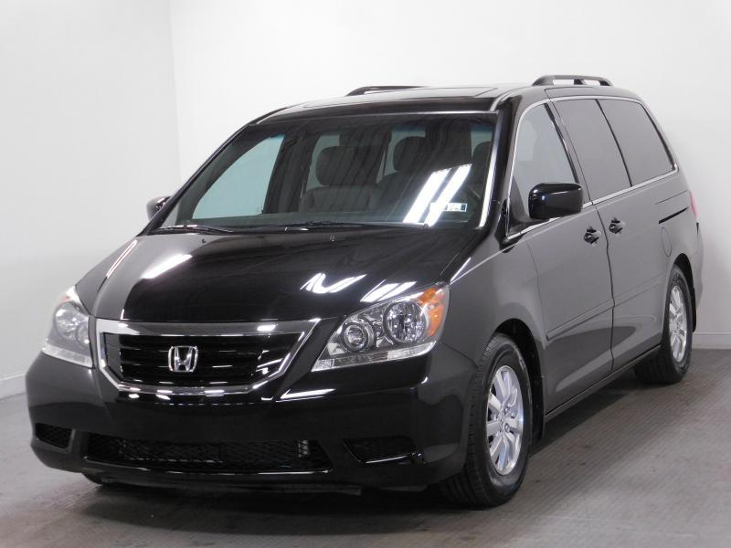 2010 Honda Odyssey for sale at Cincinnati Automotive Group in Middletown OH