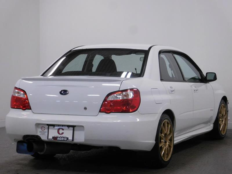 2005 Subaru Impreza for sale at Cincinnati Automotive Group in Middletown OH