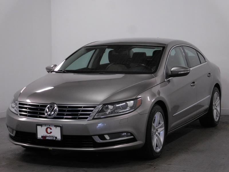 2013 Volkswagen CC for sale at Cincinnati Automotive Group in Middletown OH