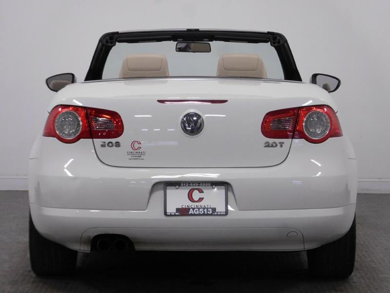 2010 Volkswagen Eos for sale at Cincinnati Automotive Group in Middletown OH