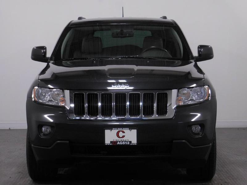 2011 Jeep Grand Cherokee for sale at Cincinnati Automotive Group in Middletown OH