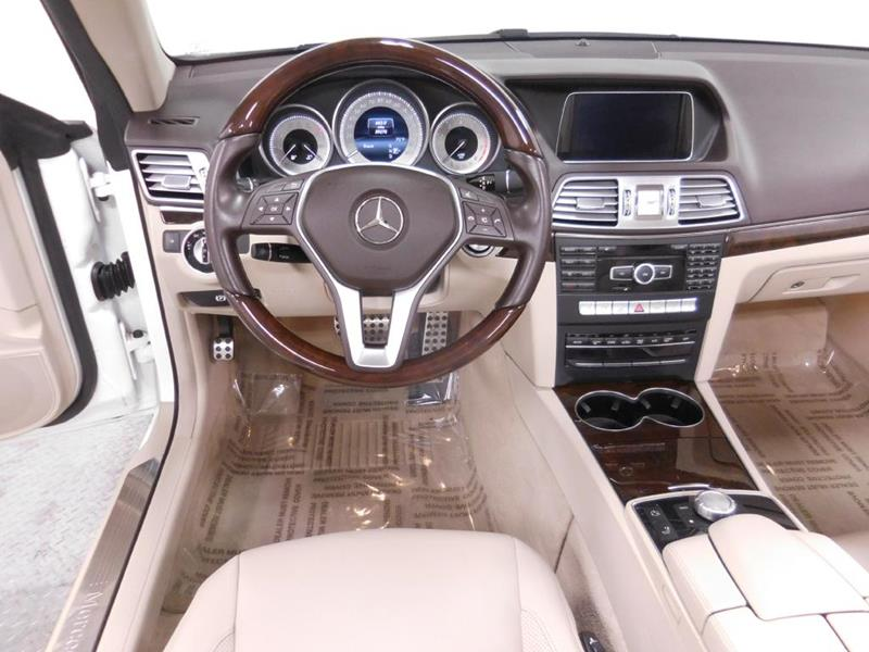 2014 Mercedes-Benz E-Class for sale at Cincinnati Automotive Group in Middletown OH