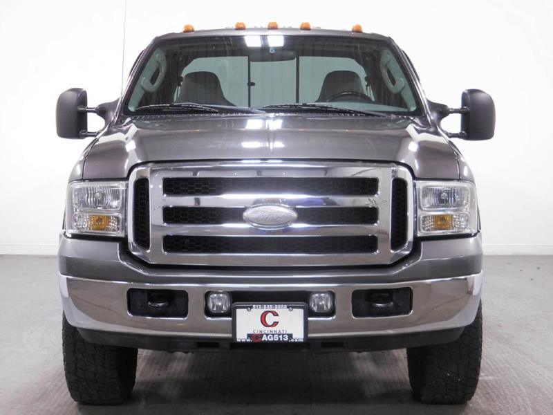 2006 Ford F-250 Super Duty for sale at Cincinnati Automotive Group in Middletown OH