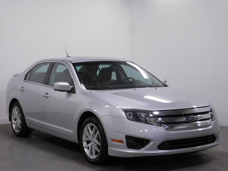 2010 Ford Fusion for sale at Cincinnati Automotive Group in Middletown OH