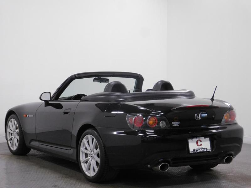 2007 Honda S2000 for sale at Cincinnati Automotive Group in Middletown OH