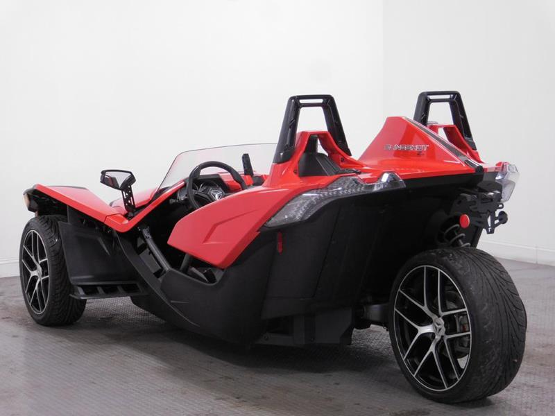 2016 Polaris Slingshot for sale at Cincinnati Automotive Group in Middletown OH