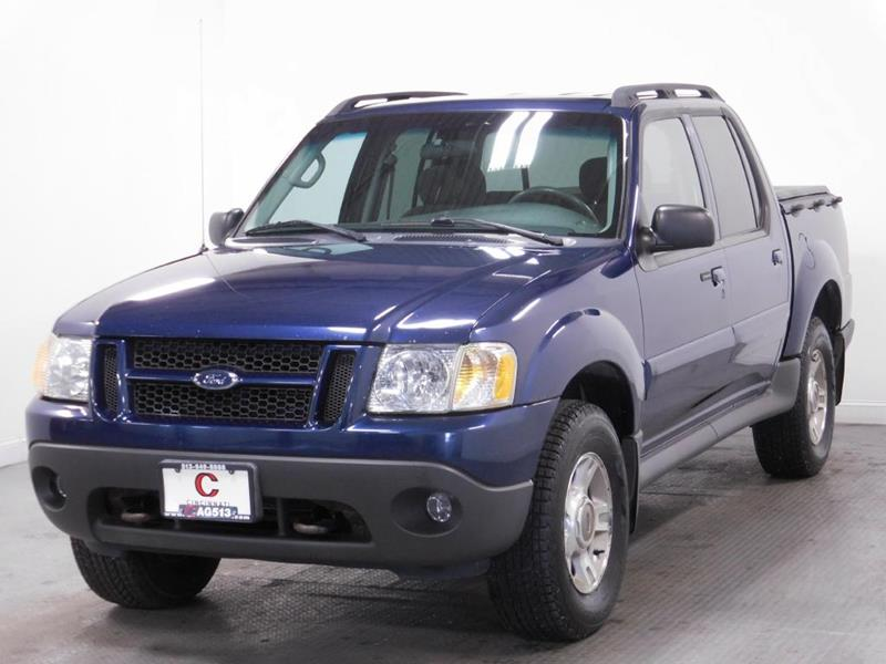 2004 Ford Explorer Sport Trac for sale at Cincinnati Automotive Group in Middletown OH