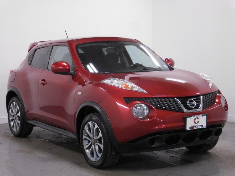 2011 Nissan JUKE for sale at Cincinnati Automotive Group in Middletown OH