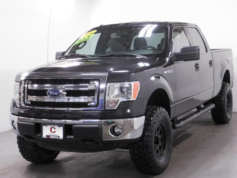 2014 Ford F-150 for sale at Cincinnati Automotive Group in Middletown OH