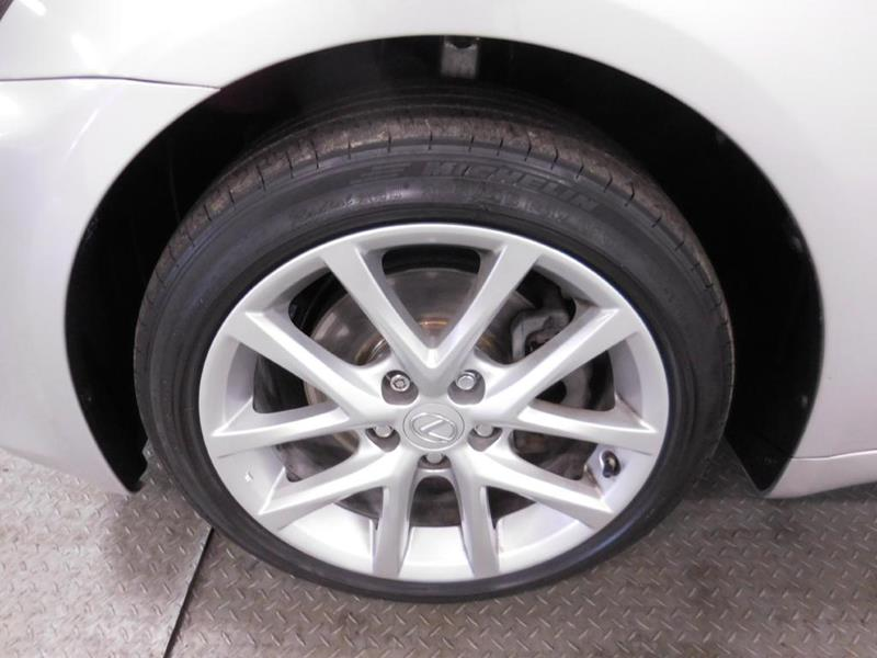2012 Lexus IS 250 for sale at Cincinnati Automotive Group in Middletown OH