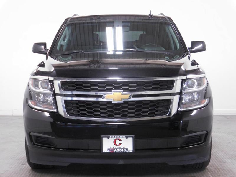 2016 Chevrolet Suburban for sale at Cincinnati Automotive Group in Middletown OH