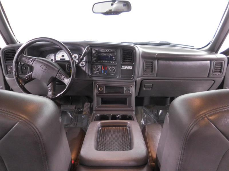 2005 Chevrolet Silverado 1500 SS for sale at Cincinnati Automotive Group in Middletown OH