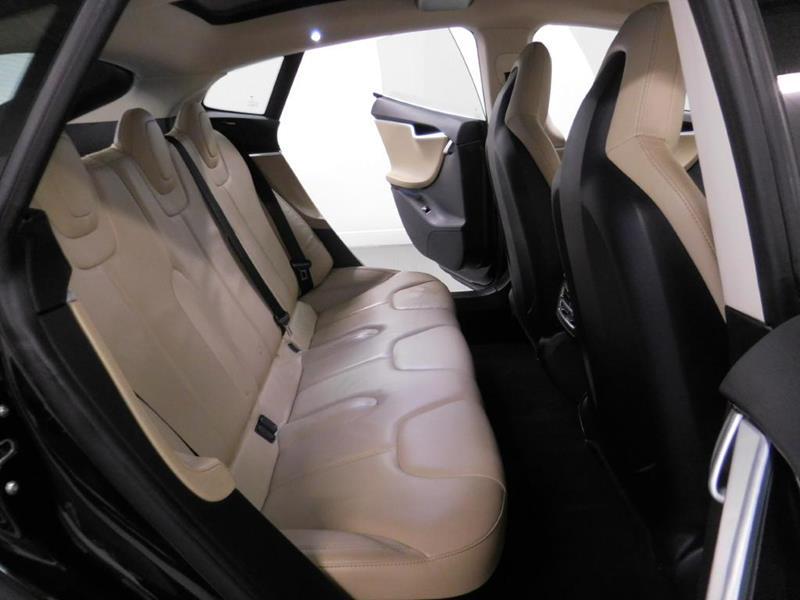 2013 Tesla Model S for sale at Cincinnati Automotive Group in Middletown OH