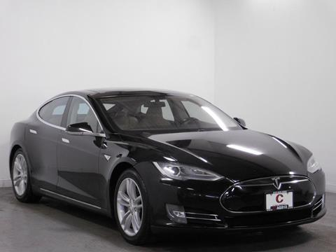 2013 Tesla Model S for sale in Middletown, OH