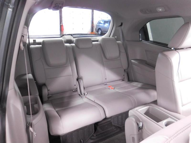 2011 Honda Odyssey for sale at Cincinnati Automotive Group in Middletown OH
