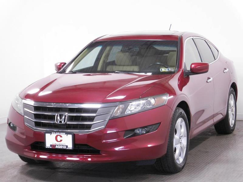 2010 Honda Accord Crosstour for sale at Cincinnati Automotive Group in Middletown OH