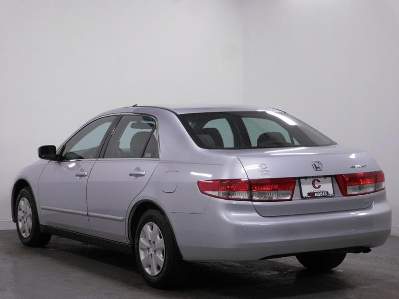 2004 Honda Accord for sale at Cincinnati Automotive Group in Middletown OH