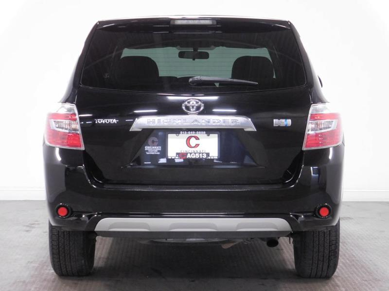 2008 Toyota Highlander Hybrid for sale at Cincinnati Automotive Group in Middletown OH