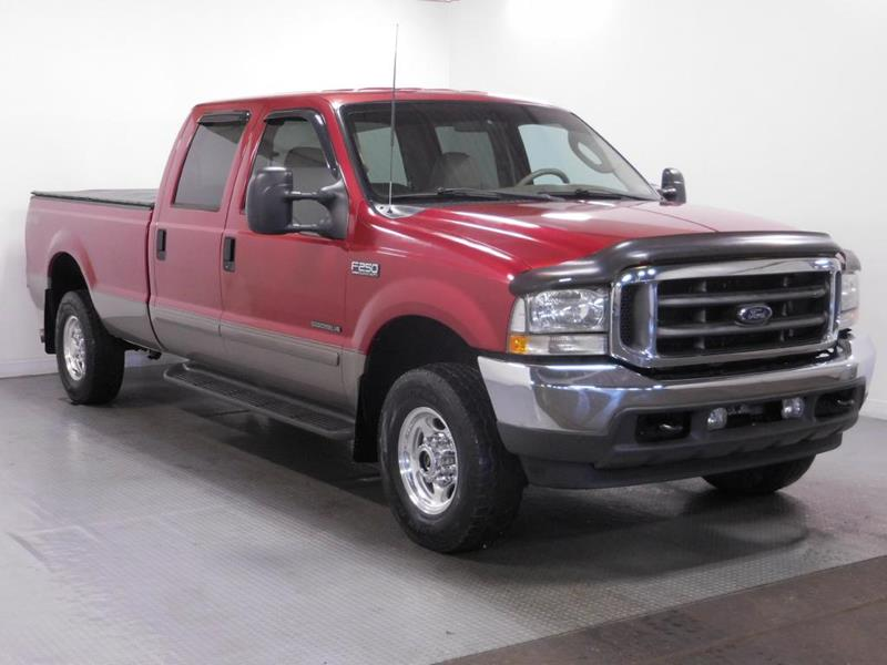 2003 Ford F-250 Super Duty for sale at Cincinnati Automotive Group in Middletown OH