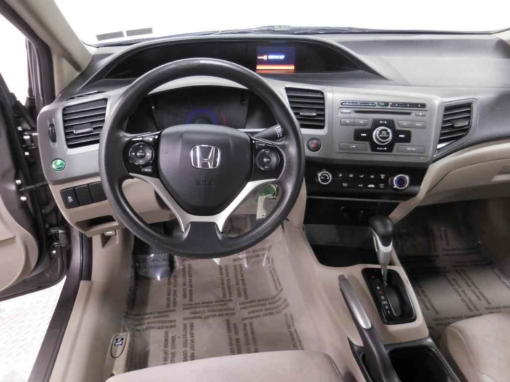 2012 Honda Civic for sale at Cincinnati Automotive Group in Middletown OH