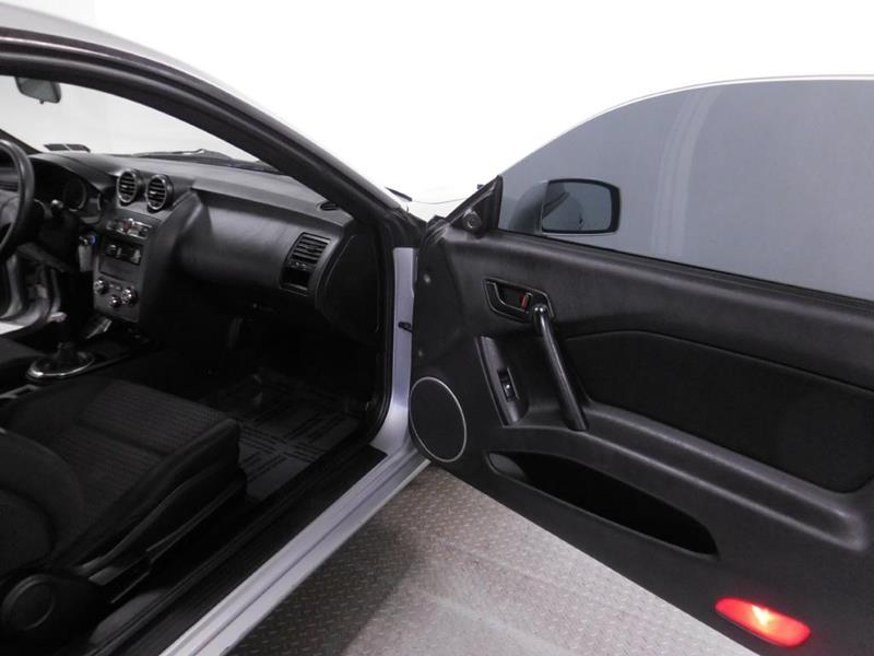 2008 Hyundai Tiburon for sale at Cincinnati Automotive Group in Middletown OH