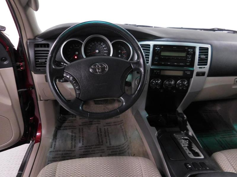 2006 Toyota 4Runner for sale at Cincinnati Automotive Group in Middletown OH