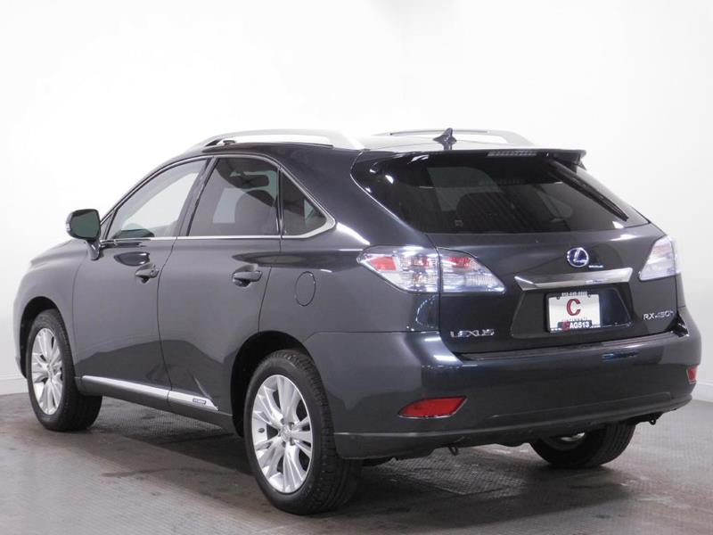 2010 Lexus RX 450h for sale at Cincinnati Automotive Group in Middletown OH